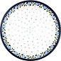 Ceramika Artystyczna Dinner Plate Antique Rose
