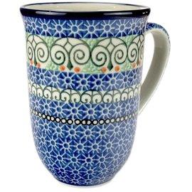 Ceramika Artystyczna Bistro Cup Stained Glass