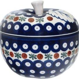 Ceramika Artystyczna Apple Baker Royal Cranberry