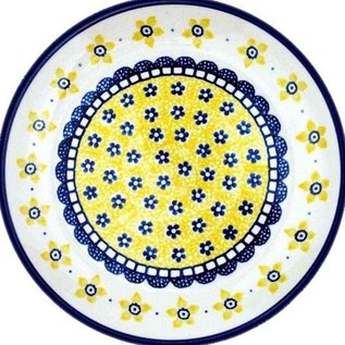 Ceramika Artystyczna Dinner Plate Soho Garden