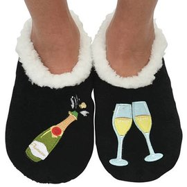 Snoozies Champagne Black