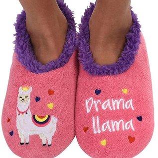 Snoozie Drama Llama Pink