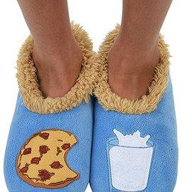 Snoozie Milk & Cookies Blue