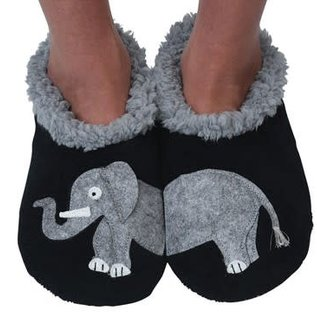 Snoozie Splitz Elephant Black