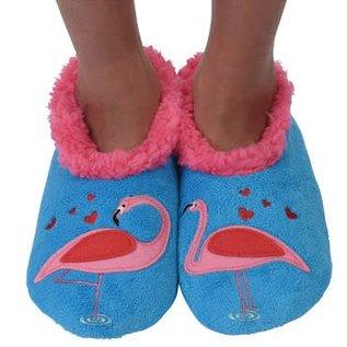 Snoozies Flamingo Love