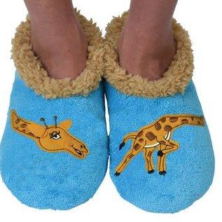 Snoozie Splitz Giraffe Turquoise