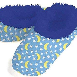 Snoozie Stars & Moon Blue