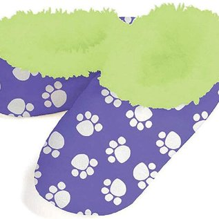 Dog Paws Purple