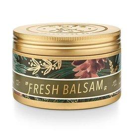 Lg Candle Tin, Fresh Balsam