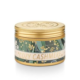 Sm Candle Tin, Cozy Cashmere