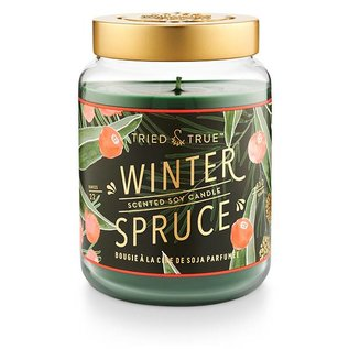 XLG Candle Jar, Winter Spruce