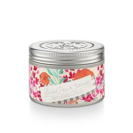 Sm Candle Tin, Sweet Pea & Jasmine
