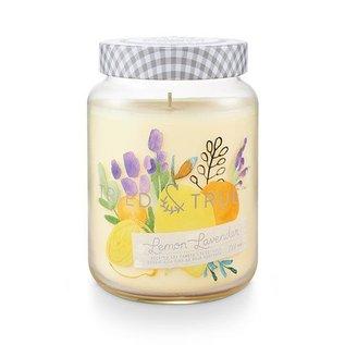 XLG Candle Jar, Lemon Lavender