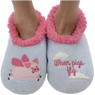 Snoozies When Pigs Fly