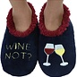 Snoozies Wine Not