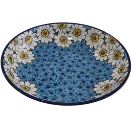 Ceramika Artystyczna Pasta Serving Bowl U4736 Signature 5