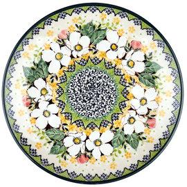 Ceramika Artystyczna Dinner Plate U4813 Signature 3.5