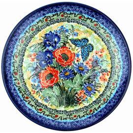 Ceramika Artystyczna Dinner Plate U4116 Signature