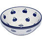 Ceramika Artystyczna Kitchen Bowl Size 2 Double Blueberry
