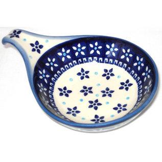Ceramika Artystyczna Spoon Rest Size 2 Paris Cafe