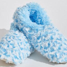 Snoozies Light Blue XL