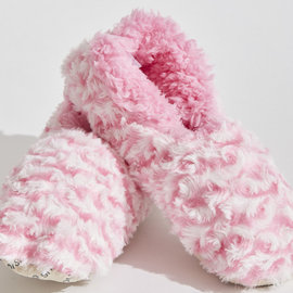 Snoozies Light Pink XL
