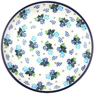 Ceramika Artystyczna Dinner Plate Misty Valley