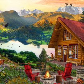 Puzzle Mountain Retreat