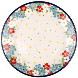 Ceramika Artystyczna Dinner Plate 2413X