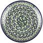 Ceramika Artystyczna Dinner Plate Mint Ivy