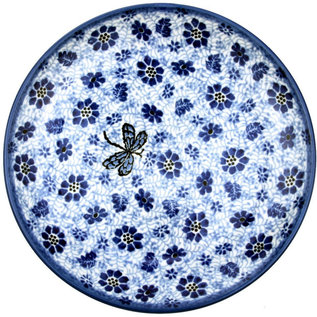 Ceramika Artystyczna Dinner Plate Chintz Dragonfly
