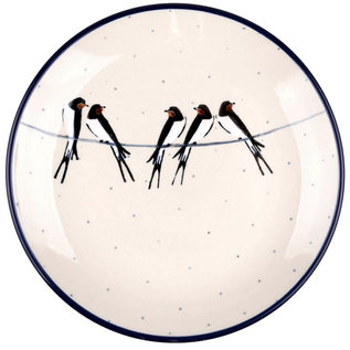Ceramika Artystyczna Dinner Plate Party Line Signature