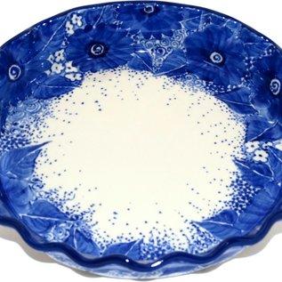 Ceramika Artystyczna Deep Pie Plate Lapis Signature 5