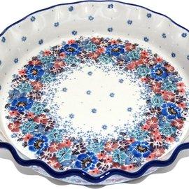 Ceramika Artystyczna Deep Pie Plate U4708 Signature