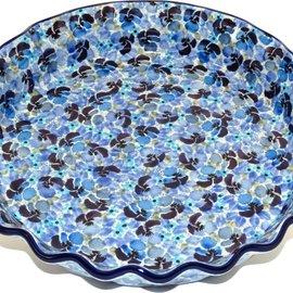 Ceramika Artystyczna Deep Pie Plate U4777 Signature