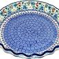 Ceramika Artystyczna Deep Pie Plate U4829 Signature 3.5