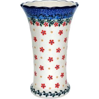 Ceramika Artystyczna Trumpet Vase Size 2 Princess Flowers