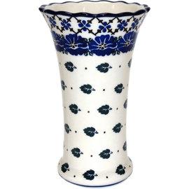 Ceramika Artystyczna Trumpet Vase Size 2 Rosie's Choice