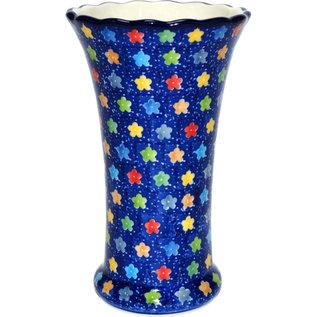 Ceramika Artystyczna Trumpet Vase Size 2 U4776 Signature