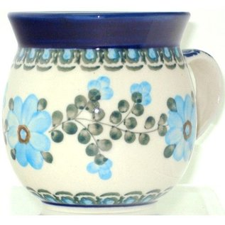 Ceramika Artystyczna Bubble Cup Small Rose Turquoise