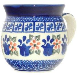 Ceramika Artystyczna Bubble Cup Small Dutch Tulips
