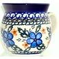 Ceramika Artystyczna Bubble Cup Small Apple Blossom Blue