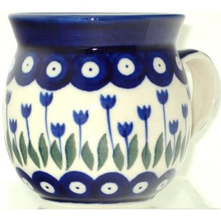 Ceramika Artystyczna Bubble Cup Small Royal Tulips