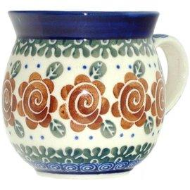 Ceramika Artystyczna Bubble Cup Small Lady Godiva Auburn