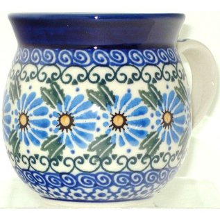 Ceramika Artystyczna Bubble Cup Small Prairie Daisies