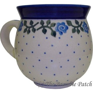 Ceramika Artystyczna Bubble Cup Medium Antique Rose
