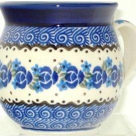 Ceramika Artystyczna Bubble Cup Medium Sweetheart Rose