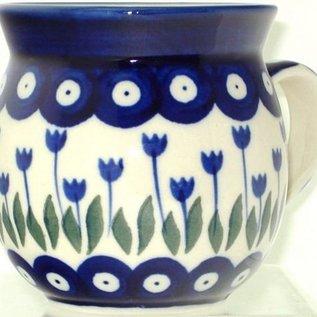 Ceramika Artystyczna Bubble Cup Medium Royal Tulips