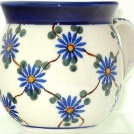 Ceramika Artystyczna Bubble Cup Medium Daisy Chain N