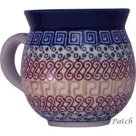 Ceramika Artystyczna Bubble Cup Medium Autumn